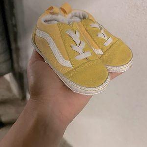 COPY - Baby Unisex vans shoes size 4